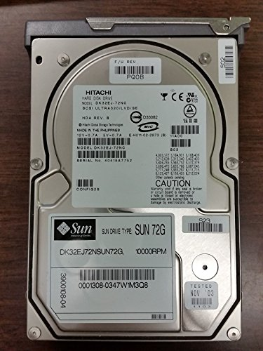 72gb Ultra320 Scsi - Sun 390-0108 72GB 3 1/2