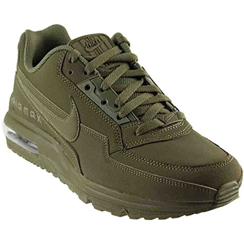 NIKE Herren Air Max Ltd 3 Laufschuh Medium Olive / Medium Olive