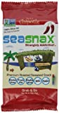 Seasnax Grab and Go Seaweed, Spicy Chipotle, 0.18 Ounce (Pack of 24)