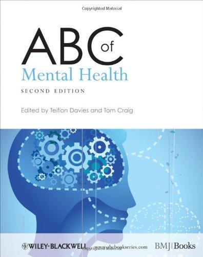 ABC of Mental Health (ABC Series Book 142)