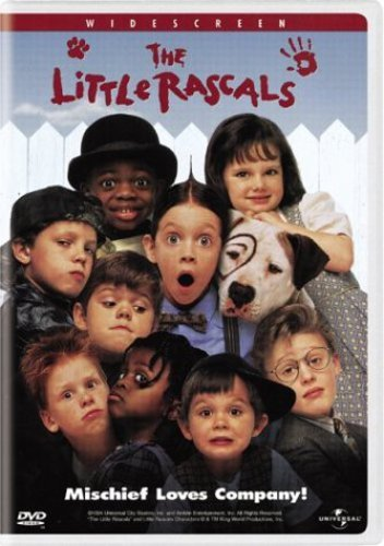 DVD : The Little Rascals (, Dubbed, Dolby, Widescreen)