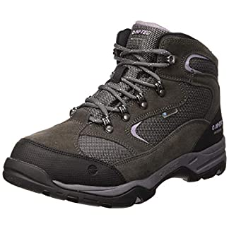 Hi-Tec Women's Storm Waterproof High Rise Hiking Boots 6