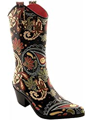 Corkys New Womens Rodeo Rain Boots