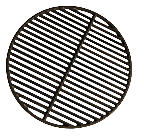 PanHy Cast Iron Dual Side Grid Cooking Grate 18