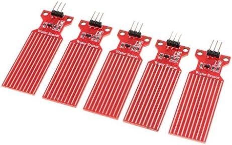 5 stuks regenwatersensor vulstandssensormodule detectie voor Arduino