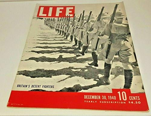 Life Magazine, December 30, 1940