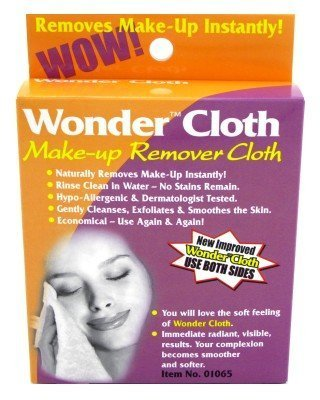 Wonder Cloth Make-Up Remover (Pack of 6) by Wonder by Wonder (Image #1)
