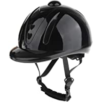 Adjustable Equestrian Safety Helmet, Men Women Kids Outdoor Horse Riding Hat Plus Size