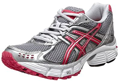 ASICS Women's GEL-Pulse 3 T184N.9135 Running Shoe,Lightning/Hot Pink/Lightning,12 M US