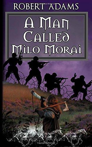 book cover of A Man Called Milo Morai
