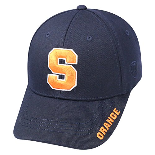Top of the World NCAA-Premium Collection-One-Fit-Memory Fit-Hat Cap-Syracuse Orange - Bowl Games Syracuse