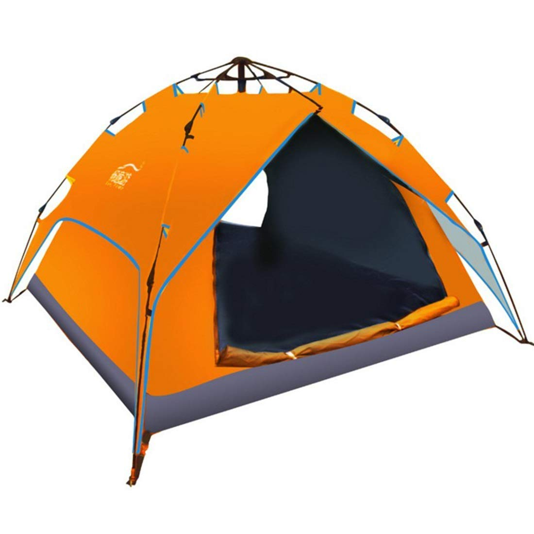 【人気商品】 ポータブルキャンプテント屋外スポーツ自動スピードオープン人気のテント Orange)、防水 (色 : : Orange) B07P53WVZK Orange B07P53WVZK, LIBERTE:89a11ca7 --- ciadaterra.com
