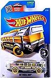 Hot Wheels, 2016 Super Chromes, Hot Wheels High School Bus [Chrome] Die-Cast Vehicle #37/250