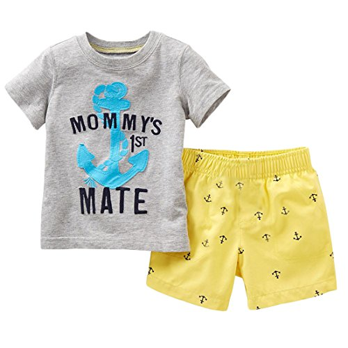 Baby Boys 2 Piece Outfit Shorts product image