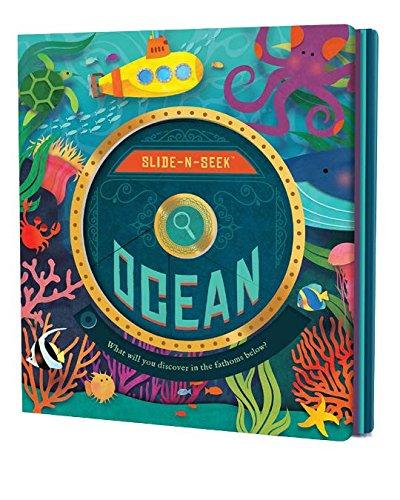 Slide-N-Seek: Ocean (Interactive Book Whale)