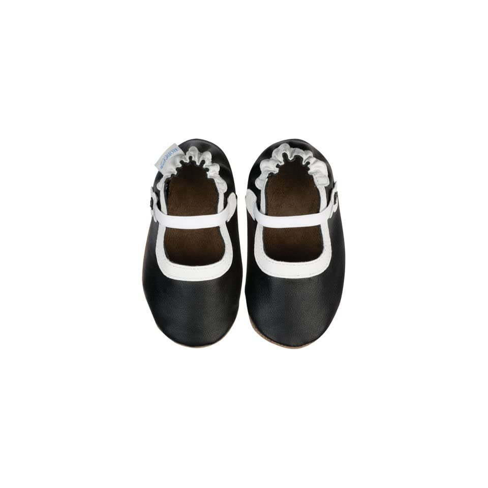 Robeez Classic Mary Jane Black Soft Sole Baby Shoes 0 6 months * 08 Newest Collection    We Have Large Selections *