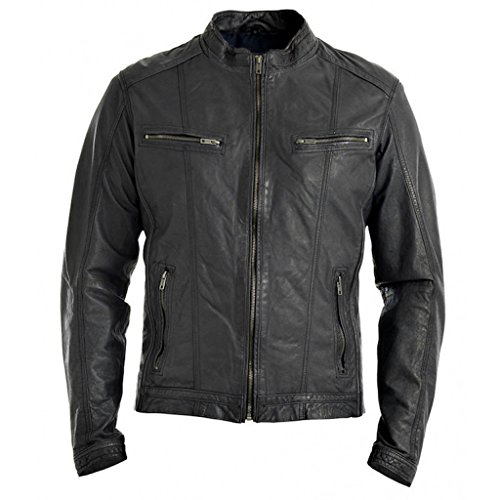 Wilsons Mens Leather Jacket ()