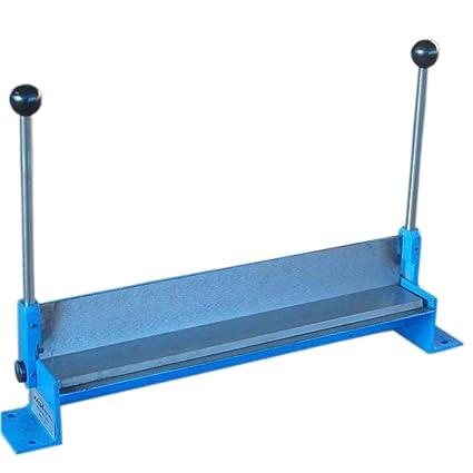 165151 Manual Sheet Metal Bending Folding Machine Bender 760mm-1 2mm