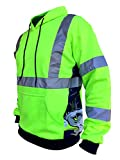 SafetyShirtz SS360 Seattle Safety Hoody ANSI Class 3