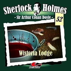 Wisteria Lodge (Sherlock Holmes 52)