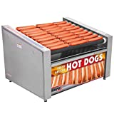 Wyott HRS-31BC 24″ Hot Dog Roller Grill with Tru-Turn Rollers and Bun Cabinet – 120V by TableTop king Review