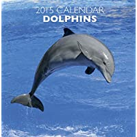 2015 Calendar: Dolphins: 12-Month Calendar Featuring Wonderful Photography And Space In Write In Key Events