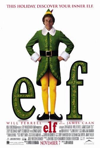 Elf POSTER Movie (11 x 17 Inches - 28cm x 44cm) -