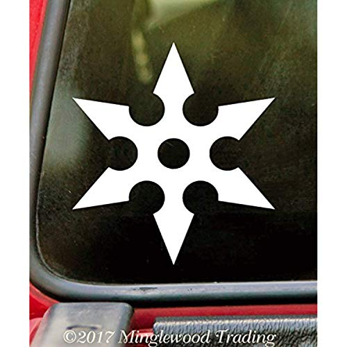 A Good Decals USA Throwing Star 5