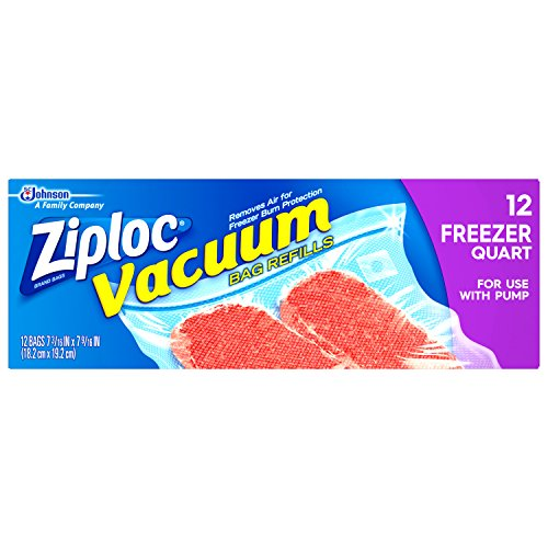 Ziploc Vacuum Refill Bags Towels And Other Kitchen