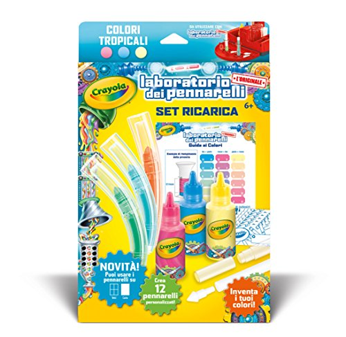 Crayola Marker Maker Refill, Pastel Colors (Crayola Marker Maker Refill compare prices)