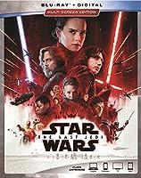 Star Wars: Episode VIII: The Last Jedi [Blu-ray] (Bilingual)
