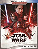 Mark Hamill (Actor), Carrie Fisher (Actor), Rian Johnson (Director) | Rated: PG-13 (Parents Strongly Cautioned) | Format: Blu-ray (2222) Release Date: March 27, 2018   Buy new: $39.99$24.96 49 used & newfrom$13.50