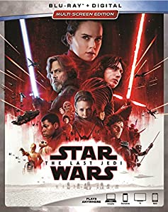 Cover Image for 'Star Wars: Episode VIII: The Last Jedi'