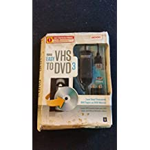 Easy VHS to DVD 3 Standard