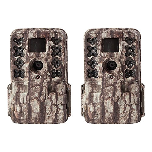 Moultrie Series Game Cameras (2017) | Management Series| 16 MP | 0.3 S Trigger Speed | 1080P Video Mobile Compatible, 2 Pack