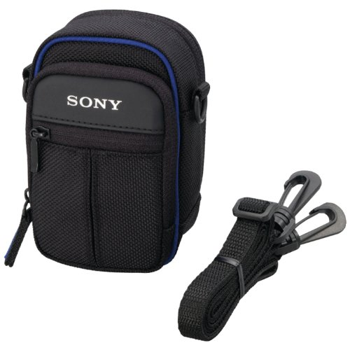 Sony LCSCSJ Soft Carrying Case for Sony S, W, T, and N Series Digital Cameras (Sony Digital Camera Case)