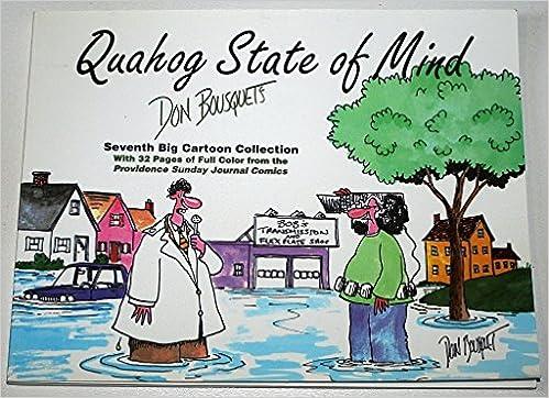 Book Quahog State of Mind; Seventh Big Cartoon Collection