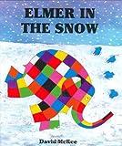 Elmer in the Snow, David Mckee, 0060752408