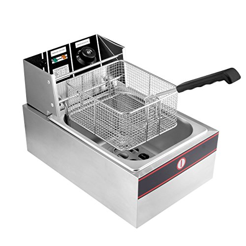 adjustable fryer - 6