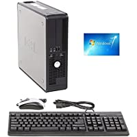 Dell Core 2 Duo 2.40GHZ, New 3GB Memory, 80GB, DVD, Windows 7 Pro-(Certified Reconditioned) (Certified Refurbished)