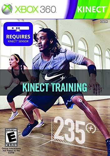 Nike+ Kinect Training - Xbox 360 by Microsoft