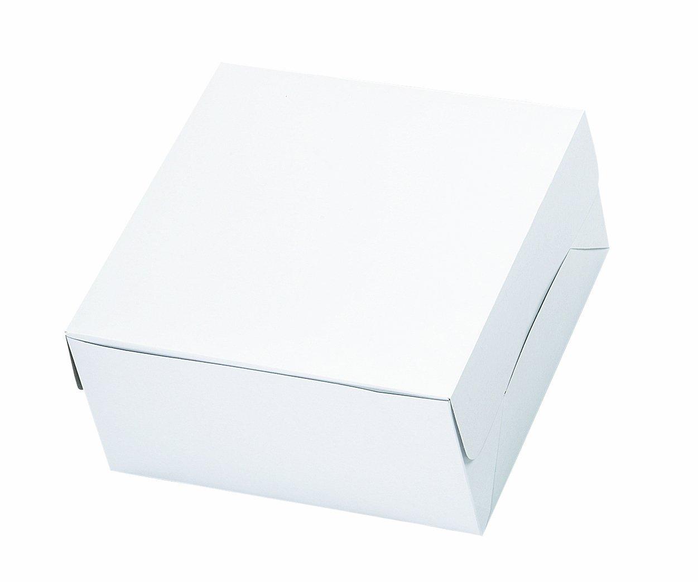 Oblong Cake Card Cake Box  X  Inch