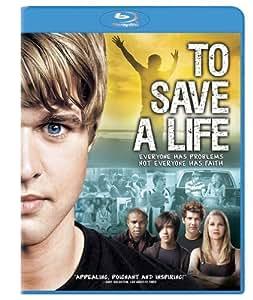 To Save a Life [Blu-ray] (Sous-titres français)