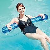 Aqua Cell Foam Premium Pool Drifter Blue