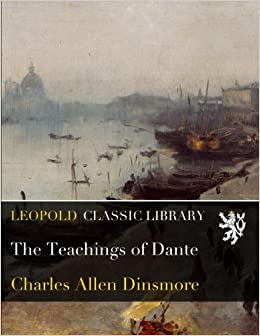 Book The Teachings of Dante