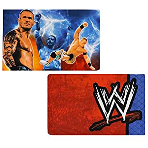 Wwe pillowcases 2pc wrestling champions for Wwe bathroom decor