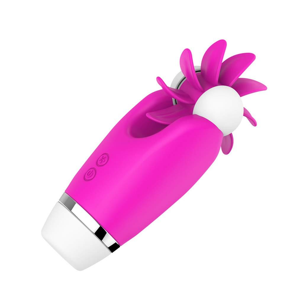 Sphincter-Feng Juguete Giratorio, Massager Relajante Multifuncional de los Massager músculos del Massager los 12 de la frecuencia de la Carga por USB del Adulto (Color : Red, Tamaño : B) 3bc121