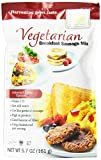Harmony Valley Vegetarian Sausage Mix, 5.7-Ounce (Pack of 6)