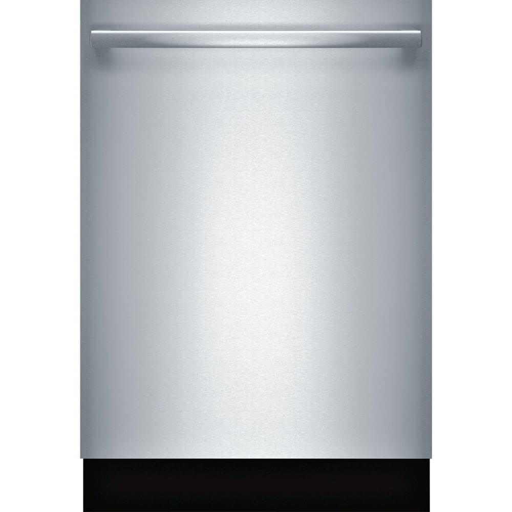 Bosch SHXM63WS5N 24'' 300 Series Built In Fully Integrated Dishwasher with 5 Wash Cycles, in Stainless Steel