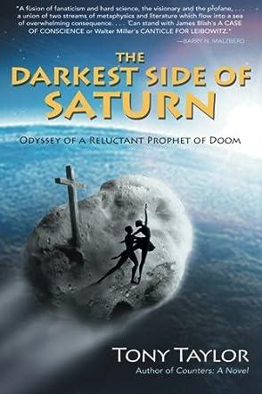The Darkest Side of Saturn